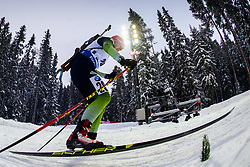 March 8, 2019 - –Stersund, Sweden - 190308 Polona Klemencic of Slovenia competes in the Women's 7.5 KM sprint during the IBU World Championships Biathlon on March 8, 2019 in Östersund..Photo: Petter Arvidson / BILDBYRÃ…N / kod PA / 92247 (Credit Image: © Petter Arvidson/Bildbyran via ZUMA Press)