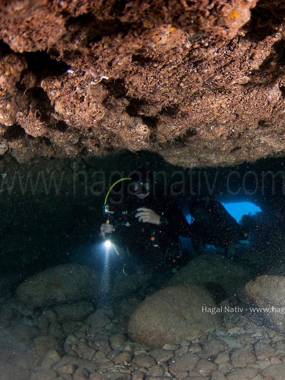 diving the Zenobia wreck in Larnaka - Cyprus
