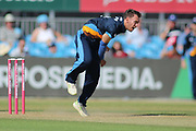 Alex Hughes of Derbyshire Falcons during the Natwest T20 Blast North Group match between Derbyshire County Cricket Club and Worcestershire County Cricket Club at the 3aaa County Ground, Derby, United Kingdom on 8 July 2018. Picture by Mick Haynes.