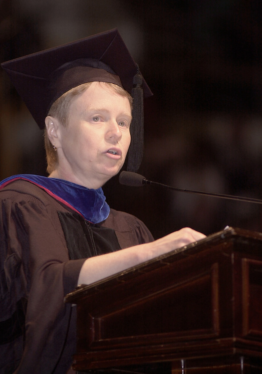 15415Undergraduate Commencement 2002: David Wilhelm speaking