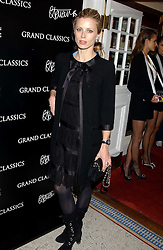 Model LAURA BAILEY at a special Grand Classic screening of Place Vendome to celebrate Catherine Deneuve as MAC Beauty Icon 3 held at The Elecric Cinema, Portobello Road, London W11 on 30th January 2006.<br />
