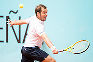 Richard Gasquet during the Madrid Open at Manzanares Park Tennis Centre, Madrid<br /> Picture by EXPA Pictures/Focus Images Ltd 07814482222<br /> 05/05/2016<br /> ***UK &amp; IRELAND ONLY***<br /> EXPA-ESP-160505-0097.jpg