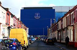 A general view of Goodison Park, home of Everton - Mandatory by-line: Robbie Stephenson/JMP - 09/09/2017 - FOOTBALL - Goodison Park - Liverpool, England - Everton v Tottenham Hotspur - Premier League