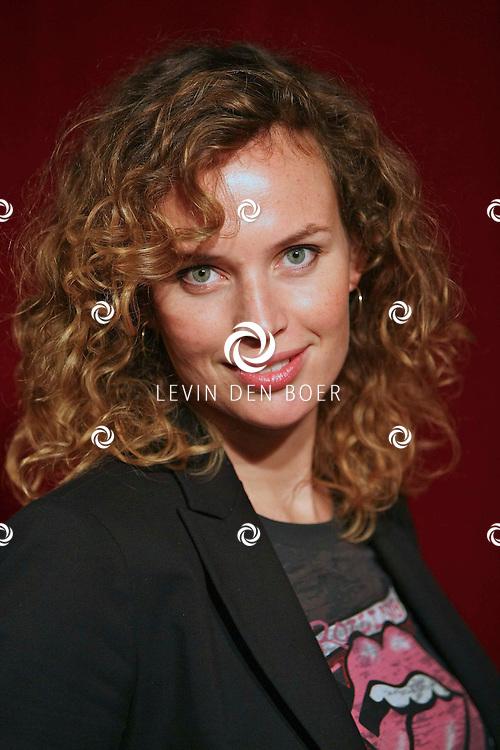 HILVERSUM - Jubileum Wie is de Mol tiende editie in het land van de rijzende zon. Met op de foto Kim Pieters. FOTO LEVIN DEN BOER - PERSFOTO.NU
