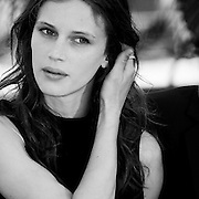 """Black & White Portrait """"Marine Vacth"""" during the 66th Annual Cannes Film Festival"""