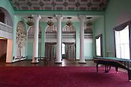 Mongolia. Ulaanbaatar. inside the opera of Ulaanbaatar. Mongolia