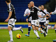 Alan McCormack of Brentford during the Sky Bet Championship match between Bolton Wanderers and Brentford at the Macron Stadium, Bolton<br /> Picture by Mark D Fuller/Focus Images Ltd +44 7774 216216<br /> 30/11/2015