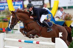 Van Minnebruggen Thomas (BEL) - Tinkerbell<br /> Belgisch Kampioenschap - Lanaken 2010<br /> © Hippo Foto - Leanjo de Koster