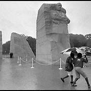 MLK Memorial Rain-Out, WDC 8/27/11