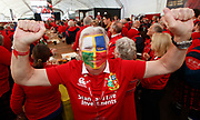 British & Irish Lions,Supporters Event Third Test, The Lions Den, The Cloud, Auckland, New Zealand 8/7/2017<br />