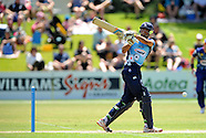 Alexandra-Cricket, Otago Volts V Auckland Aces 27 December 2013
