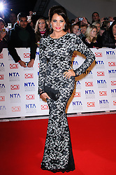 Jessica Wright at the National Television Awards held in London on Wednesday, 25th January 2012. Photo by: i-Images