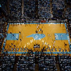 2017-03-04 Duke Blue Devils at North Carolina Tar Heels basketball