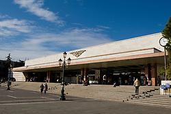 Venezia Stazione di Santa Lucia / Venice Train Station / Ferrovia Venice, Italy / Italia December 5, 2007.