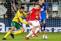 Alkmaar, 19-08-2017, AZ - ADO Den Haag, AZ speler Mats Seuntjens