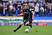 Leeds United Midfielder, Eunan O'Kane (14) during the EFL Sky Bet Championship match between Reading and Leeds United at the Madejski Stadium, Reading, England on 10 March 2018. Picture by Adam Rivers.