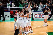DESCRIZIONE : Priolo Additional Qualification Round Eurobasket Women 2009 Italia Belgio<br /> GIOCATORE : <br /> SQUADRA : Nazionale Italia Donne<br /> EVENTO : Qualificazioni Eurobasket Donne 2009<br /> GARA : Italia Belgio<br /> DATA : 16/01/2009<br /> CATEGORIA : Esultanza<br /> SPORT : Pallacanestro<br /> AUTORE : Agenzia Ciamillo-Castoria/G.Pappalardo