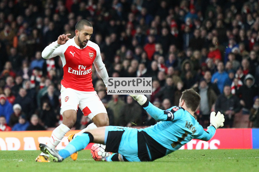 Arsenal Vs Burnley, FA Cup Fourth Round, 30.01.2016 (c) Joshua Smith | SportPix.org.uk