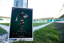 A general view of Franklin's Gardens, home to Northampton Saints - Mandatory by-line: Robbie Stephenson/JMP - 09/03/2019 - RUGBY - Franklin's Gardens - Northampton, England - Northampton Saints v Bristol Bears - Gallagher Premiership Rugby