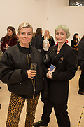 HANNAH HANDBOOK, NOSE GAY, Miss Sue Webster hosts the launch of her book <br /> 'I Was a Teenage Banshee' The Mole House , Dalston. 17 October 2019