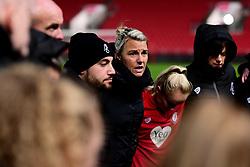 Tanya Oxtoby manager of Bristol City Women - Mandatory by-line: Ryan Hiscott/JMP - 17/02/2020 - FOOTBALL - Ashton Gate Stadium - Bristol, England - Bristol City Women v Everton Women - Women's FA Cup fifth round