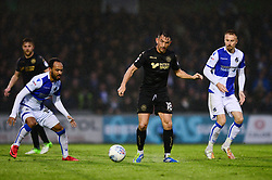 Gary Roberts of Wigan Athletic - Mandatory by-line: Dougie Allward/JMP - 24/04/2018 - FOOTBALL - Memorial Stadium - Bristol, England - Bristol Rovers v Wigan Athletic - Sky Bet League One