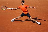 Novak DJOKOVIC  - 07.06.2015 - Jour 15 - Finale Messieurs - Roland Garros 2015<br /> Photo : Nolwenn Le Gouic / Icon Sport