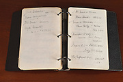 "John F. Kennedy's Opinions on his Icon - Sir Winston Churchill, British Election Results and more in his 'Only' Diary set to go under the hammer<br /> Details revealed in his 'Only' Diary to be auctioned<br />  <br /> As a young boy John F. Kennedy read Winston Churchill's books; he was seen in his hospital bed reading 'The Crisis' and Churchill's biography of 'Marlborough.' JFK's college thesis at Harvard and later Pulitzer prize-winning book, 'Why England Slept' was based on the wide range of history books he had read and his research on a man he saw as a world leader.<br />  <br /> In JFK's 'Only' Diary that will be auctioned later this month by Boston-based RR Auction, Kennedy writes, ""Churchill in his book 'World Crisis' brings out the same point—the terrific slaughter of the field officers of the British Army—two or three times higher than the Germans. They were always on the defensive in the dark days of '15, '16, and '17, and they paid most heavily. The British lost one million of a population of forty million; the French, one million five hundred thousand of a population of thirty-eight million; and the Germans, one million five hundred thousand of a population of seventy million. This tremendous slaughter had its effect on British policy in the 30's when Chamberlain and Baldwin could not bring themselves to subject the young men of Britain to the same horrible slaughter again.""<br />  <br /> One of President Kennedy's best days was on April 9, 1963 when he ""signed the Congressional Bill granting honorary United States citizenship to Winston Churchill in recognition of his great contribution to saving both the Allied Powers and civilization at large.""* On the steps of the Rose Garden with Sir Winston's son, Randolph, and his grandson, the President paid tribute to the aging Prime Minister, who was unable to make the journey. He watched with Clementine from his apartment in London.<br />  <br /> The President paid tribute to his idol in the following wor"