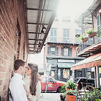 Tyler & Jessica Engagement Photo Session - New Orleans Frech Quarter - 1216 STUDIO Photography | Summer 2013