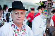 Brodsko kolo, Slavonski Brod, Croatia. The Brodsko kolo, now running for over 50 years, is the oldest folk dancing festival in Croatia © Rudolf Abraham