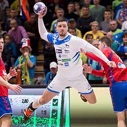 20180110: SLO, Handball - Friendly handball match, Slovenia vs Serbia