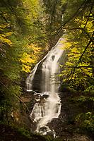 Moss Glen Falls, Stowe, Vermont