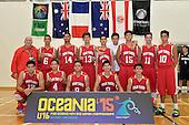 20150815 FIBA Oceania Under 16s Championship Tournament - Australia v Tahiti