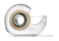 3M Scotch Tape dispenser on a white background.