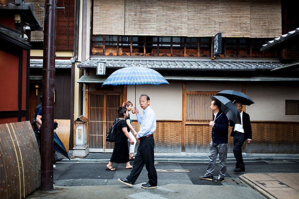 KYOTO, JAPAN - MAY 29 : <br /> <br /> Photo: Richard Atrero de Guzman