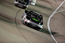 March 1, 2019 - Las Vegas, Nevada, U.S. - LAS VEGAS, NV - MARCH 01: Jesse Little (97) JJL Motorsports Ford F-150 during the Gander Outdoors Truck Series Strat 200 race on March 1, 2019, at Las Vegas Motor Speedway in Las Vegas, NV. (Photo by David Allio/Icon Sportswire) (Credit Image: © David Allio/Icon SMI via ZUMA Press)