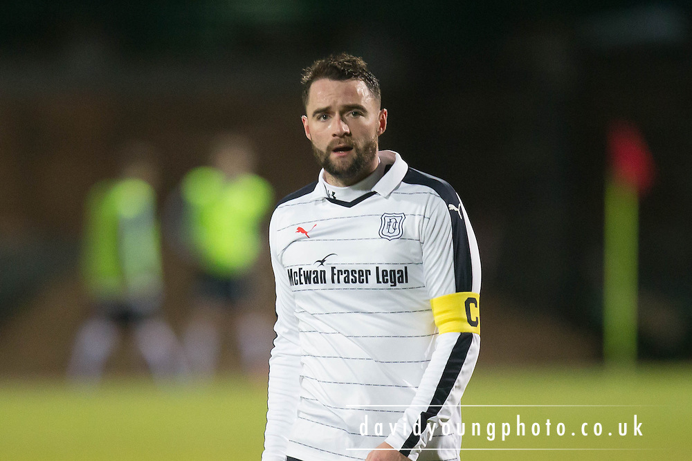 James McPake returns to action after 11 months out with a knee injury during Rangers v Dundee in the SPFL Development League at Forthbank, Stirling - Photo: David Young<br /> <br />  - © David Young - www.davidyoungphoto.co.uk - email: davidyoungphoto@gmail.com