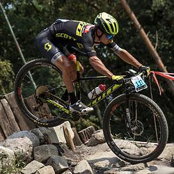 APELDOORN (NED) NK Mountainbike <br />Michiel van der Heijden