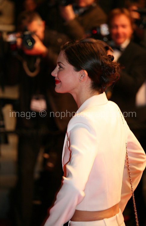 Delphine Chaneac at the Like Someone In Love gala screening at the 65th Cannes Film Festival France. Monday 21st May 2012 in Cannes Film Festival, France.