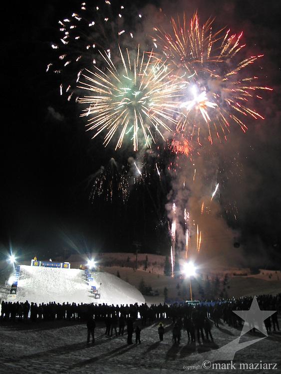 2002 Winter Olympics in Park City, Utah USA