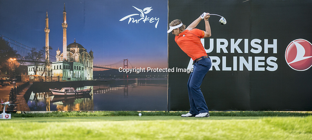 10-11-13 European Tour 2013, Final Series: Turkish Airlines Open presented by the Ministry of Tourism and Culture, The Montgomerie Maxx Royal, Antalya, Turkey. 07-10 nov Joost  Luiten of Holland during the final round.