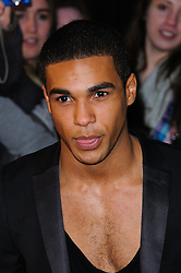 Lucien Laviscount at The Lucky One premiere in  London, 23rd April 2012.  Photo by: Chris Joseph / i-Images