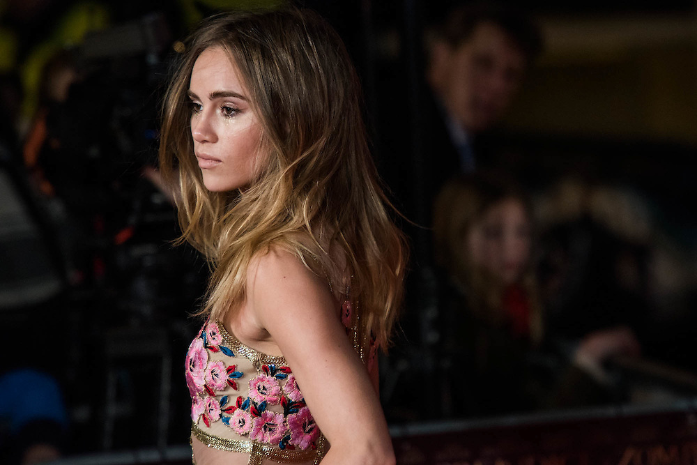 Suki Waterhouse - The European premiere of Pride and Prejudice and Zombies.