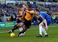 Photo: Richard Lane.<br /> Wolverhampton Wanderers v Crewe Alexander. Coca Cola Championship. 11/02/2006.
