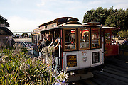 Fisherman's Wharf, San Francisco tourist area