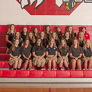 2015 Marist Swim Team
