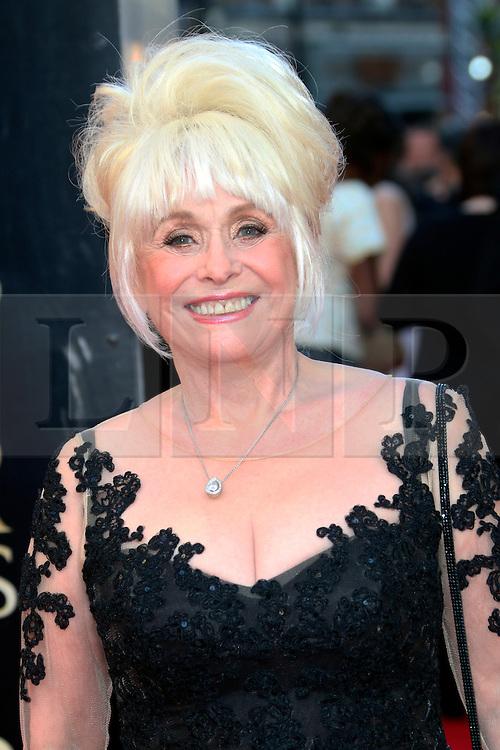 © Licensed to London News Pictures. 13/04/2014, UK. Barbara Windsor, The Laurence Olivier Awards, Royal Opera House, London UK, 13 April 2014. Photo credit : Richard Goldschmidt/Piqtured/LNP
