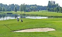 UTRECHT - Golfclub Amelisweerd.  COPYRIGHT KOEN SUYK