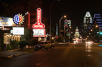 SoCo (South Congress) is a favorite shopping and entertainment area known for its ecclectic mix of stores and bars.