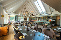 HILVERSUM - interieur nieuwe clubhuis Hilversumsche. Hilversumsche Golf Club, COPYRIGHT  KOEN SUYK